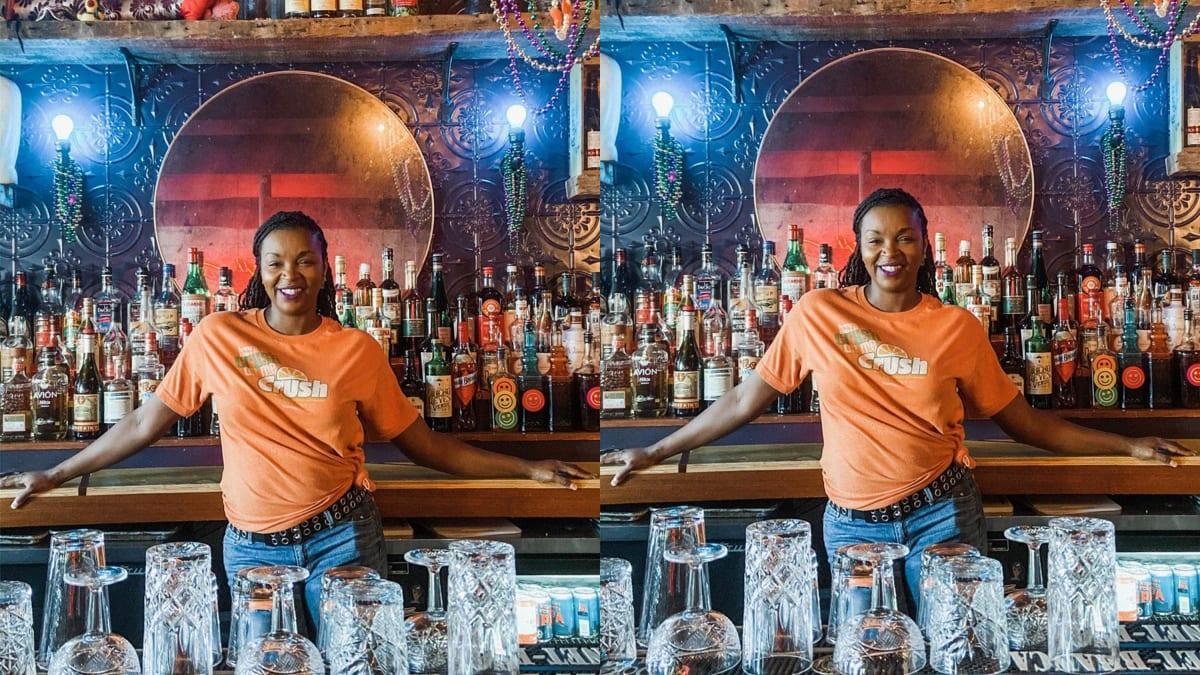10 Rounds with Atlanta Bartender Keyatta Mincey Parker