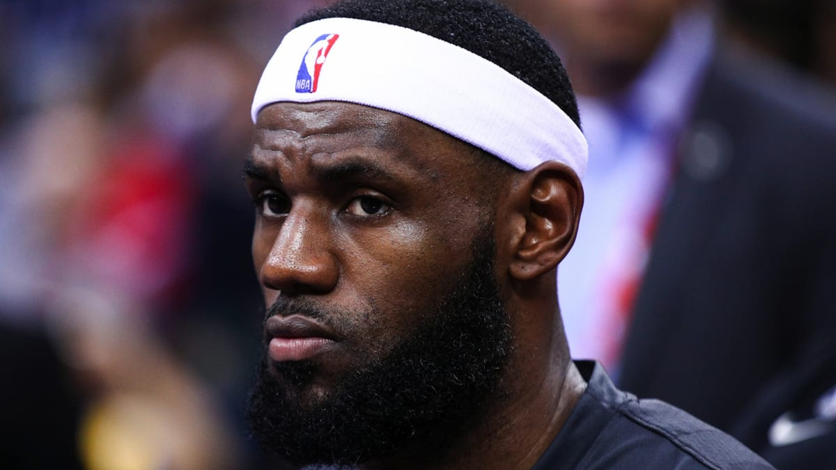 LeBron James Bends the Knee to China, Fails His First Big Test as the NBA's Conscience