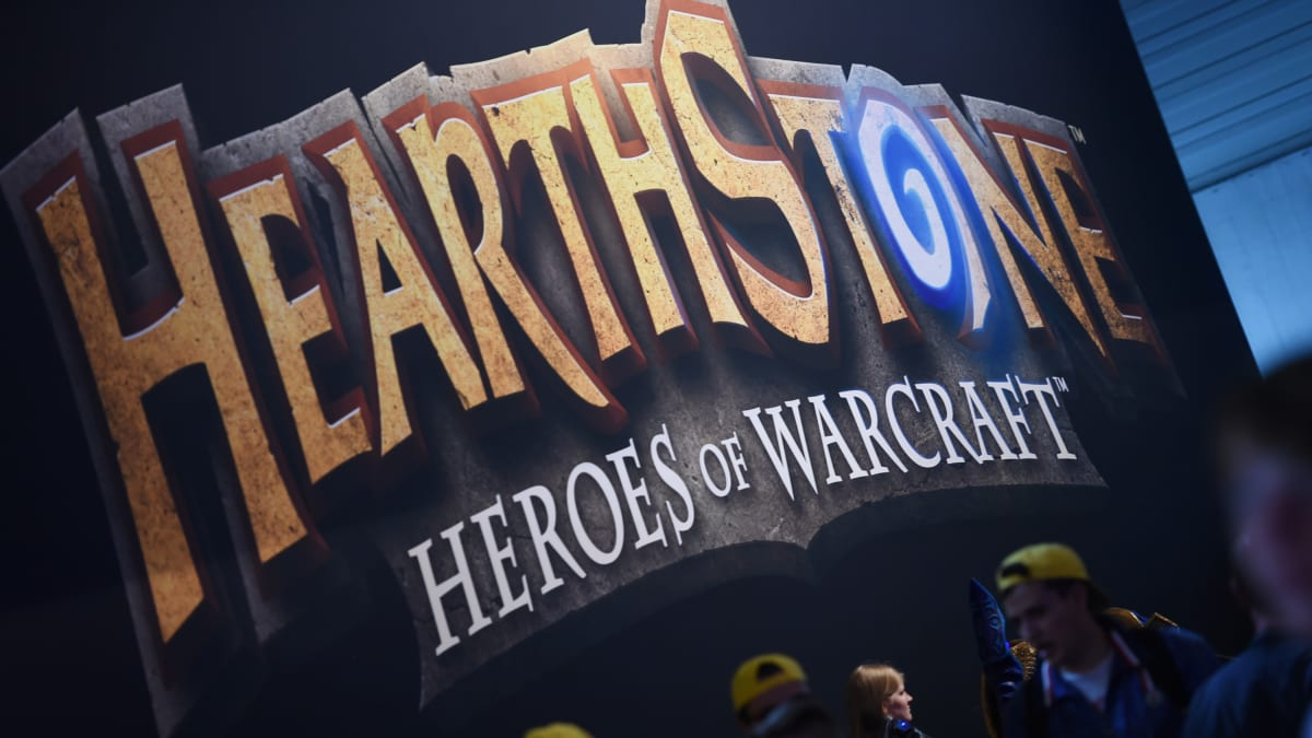 Blizzard Bans Three Hearthstone Collegiate Gamers Over 'Free Hong Kong' Sign