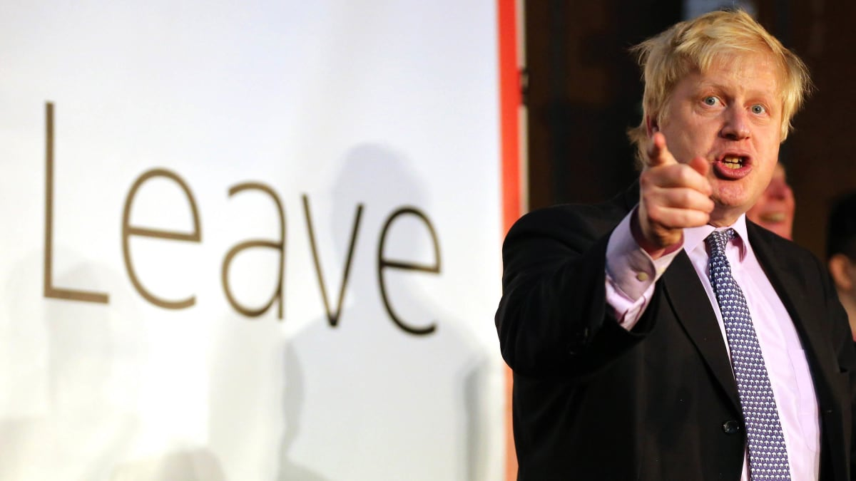 In Brexit Redux, Desperate Boris Johnson Resorts to Re-Run of Theresa May's Big Gamble
