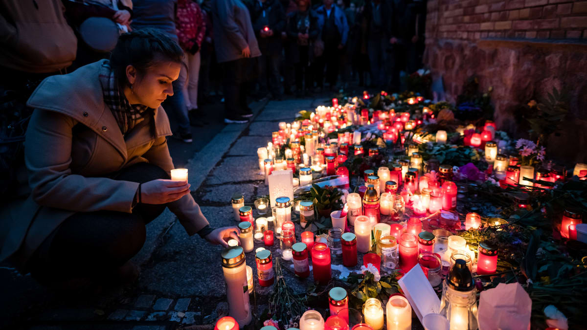 After Halle Synagogue Shooting, Do Germans Know a Hate Crime When They See It?