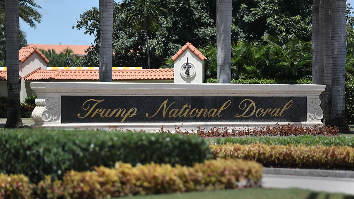 White House Says Hosting Next Year's Group of 7 Summit at Trump's Doral Resort Will Be 'Significantly Cheaper'