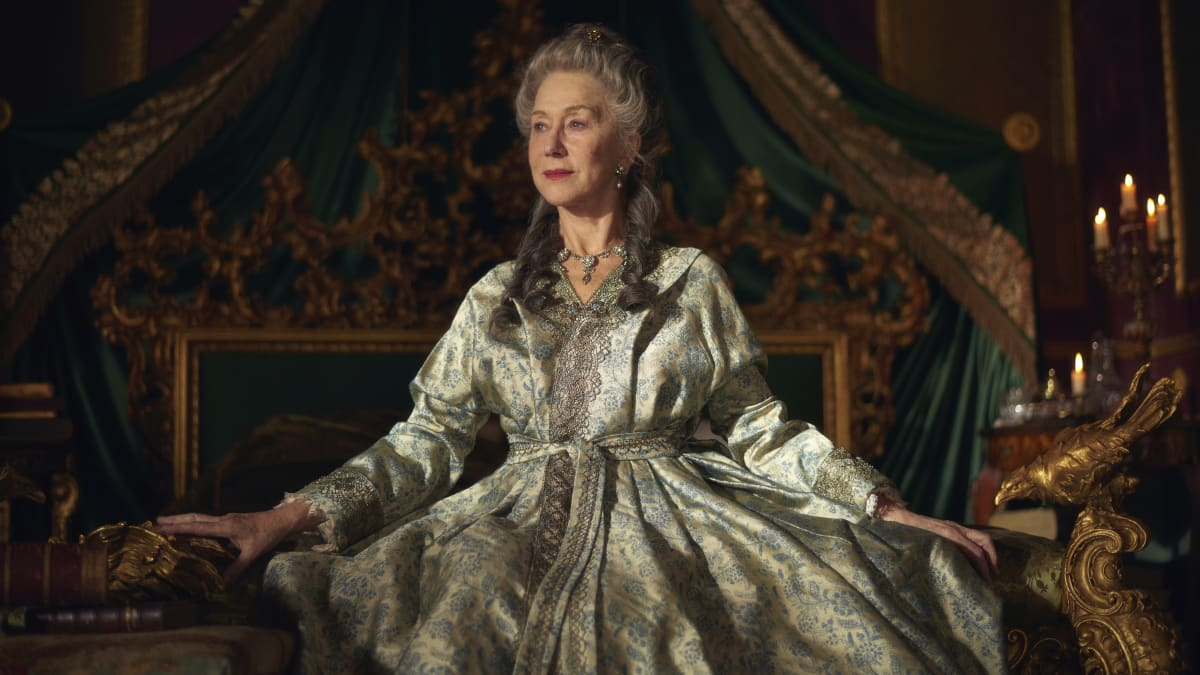 Helen Mirren Exposes the Slut-Shaming of Catherine the Great