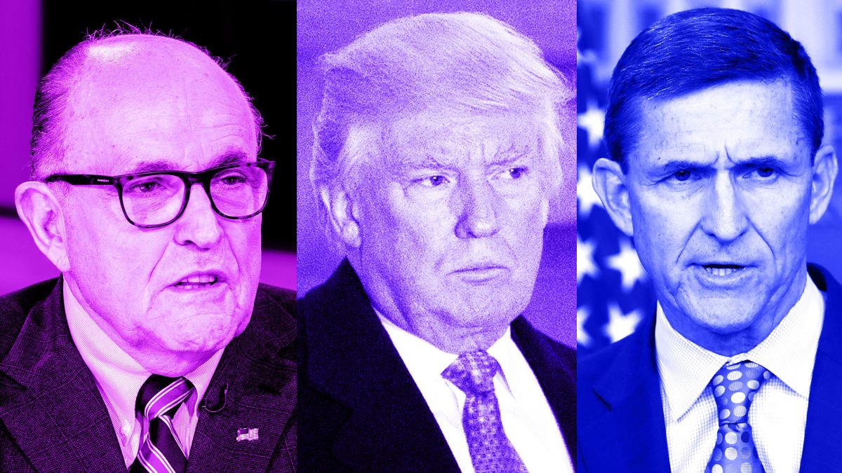 Inside Trump's Brewing Turkey Scandal, Starring Rudy Giuliani