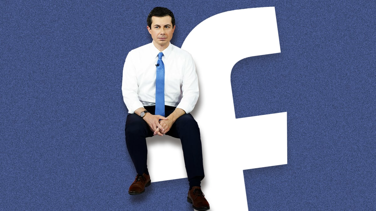 Pete Buttigieg's Relationship With Facebook: It's Complicated