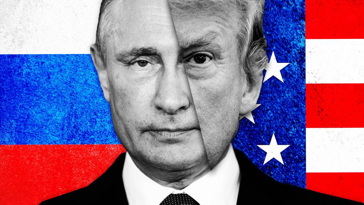 Alex Gibney: How Donald Trump Is Morphing Into Vladimir Putin