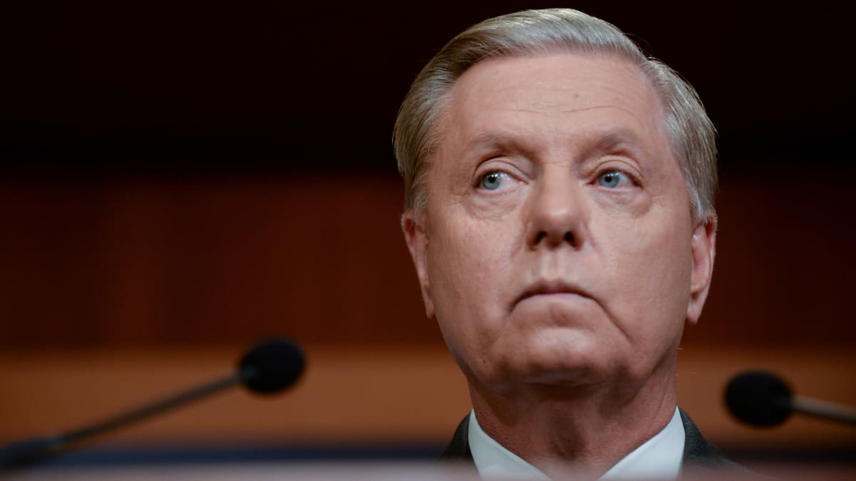 Lindsey Graham Stands Up for Trump: Impeachment Inquiry a 'Lynching in Every Sense'