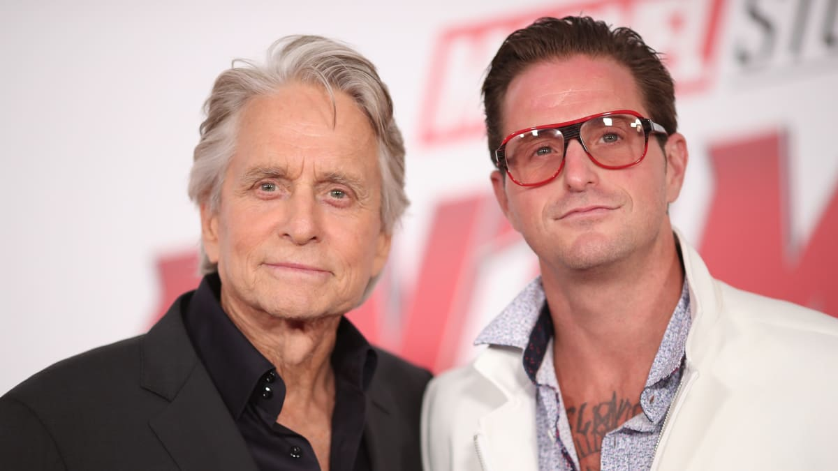 'The Douglas Dynasty': Inside Michael Douglas' Tear-Filled Reconciliation With His Troubled Son Cameron