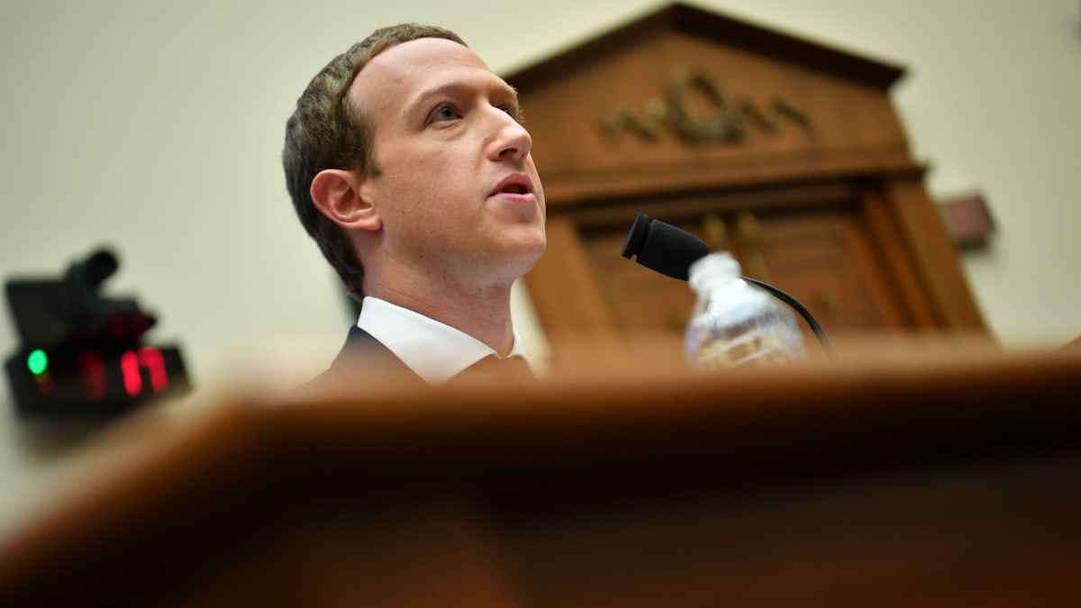 Facebook's Zuckerberg Testifies Before Congress About Libra, Political Ads, and Other Facebook Woes