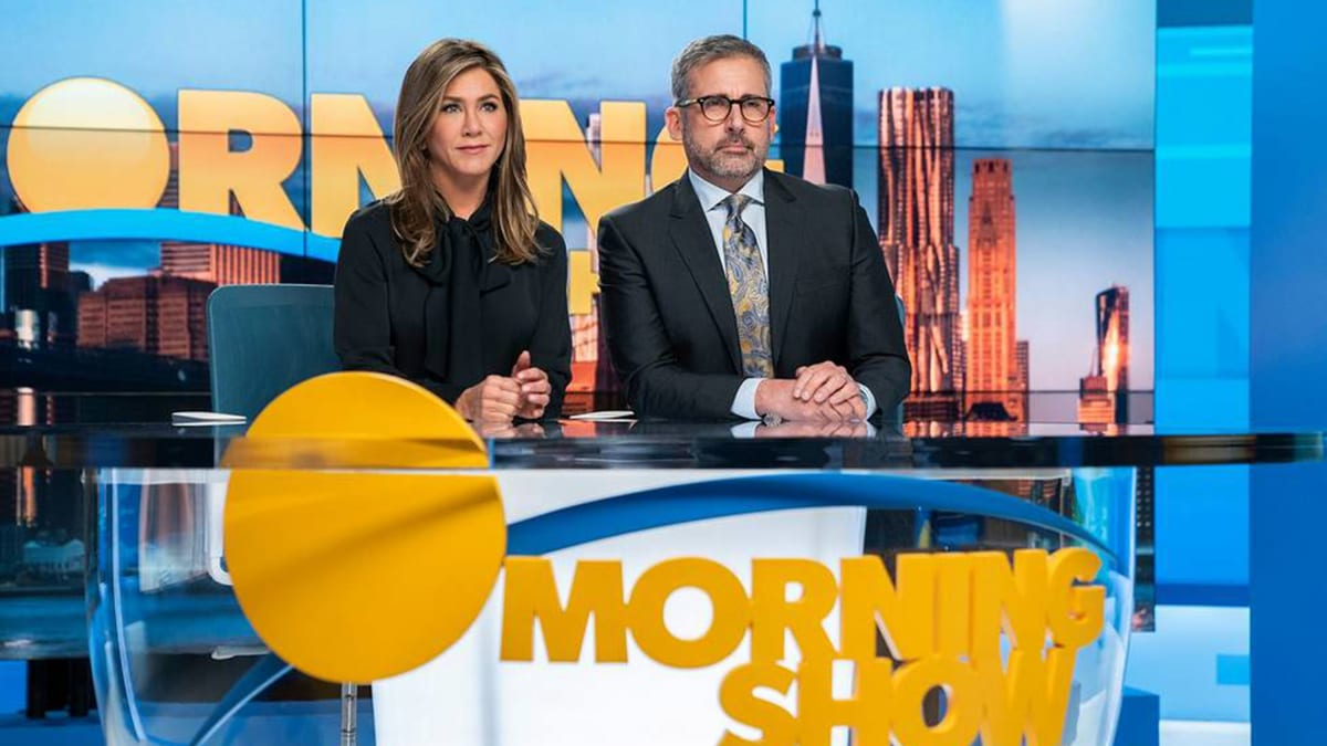 Apple TV+'s 'The Morning Show' Review: A #MeToo Screed Against Matt Lauer That's Almost Great