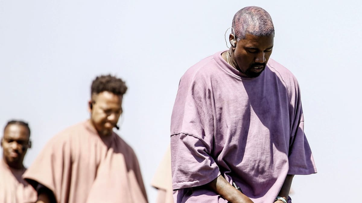 Kanye West's Gospel of Black Self-Hatred and White Acceptance