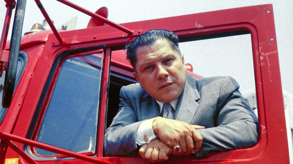 Martin Scorsese's 'The Irishman' Is a Big Lie. Here's What Really Happened to Jimmy Hoffa.