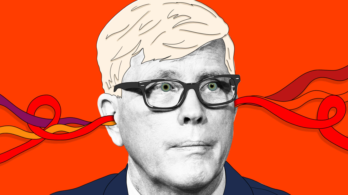 What the Hell Happened to Hugh Hewitt?