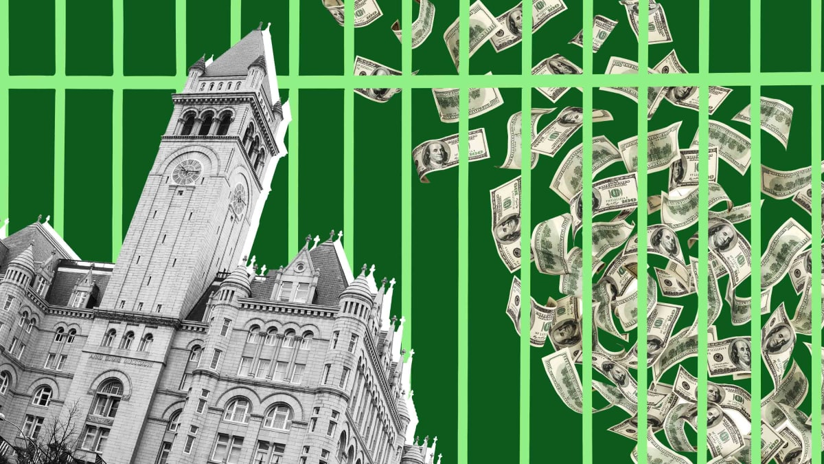 Private Prison Executive at GEO Group Pursues Federal Funds, Spends at Trump Hotel