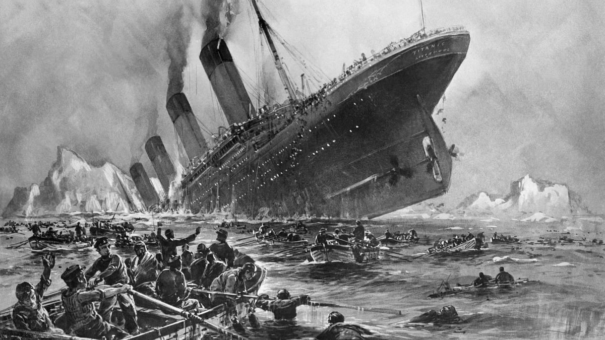 The Titanic's Richest Passengers Were Full of Scandal and Intrigue