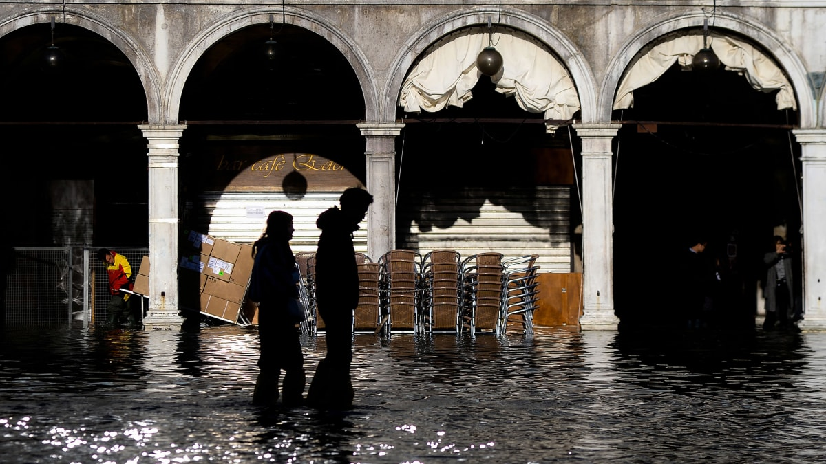 Venice Isn't Italy's Only Weather Disaster, Widespread Flooding Threatens Florence and Rome, Too