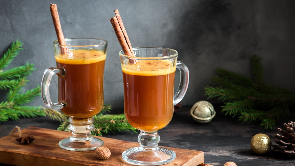 Defeat the Polar Vortex with Hot Cocktails