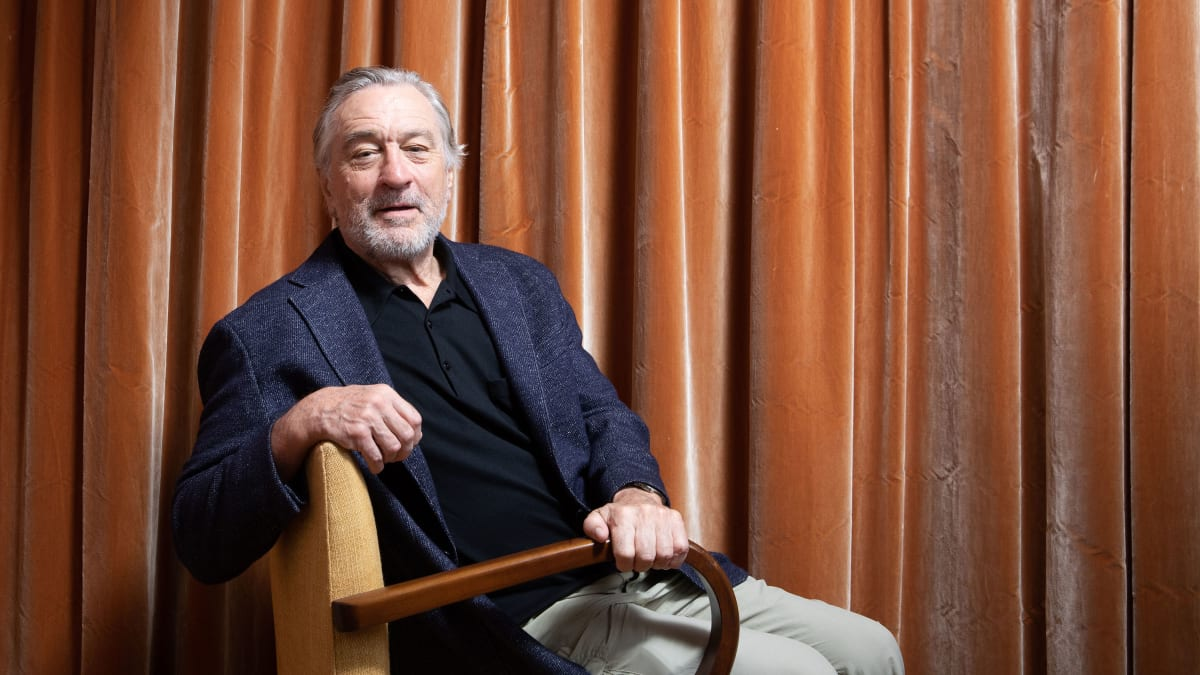 Robert De Niro on 'Piece of Sh*t' Trump, Whether the Mob Killed JFK, and Why Buttigieg Is 'What We Need Now'