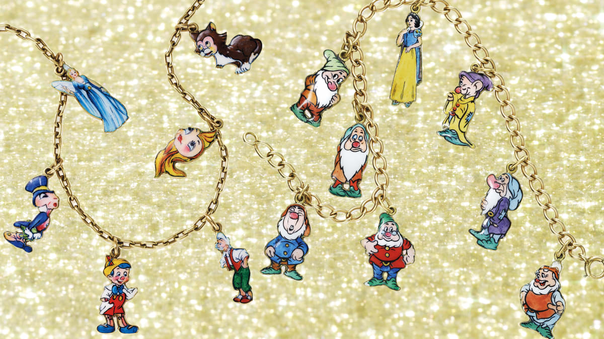 Disney Jewels Are All the Rage in the Auction World