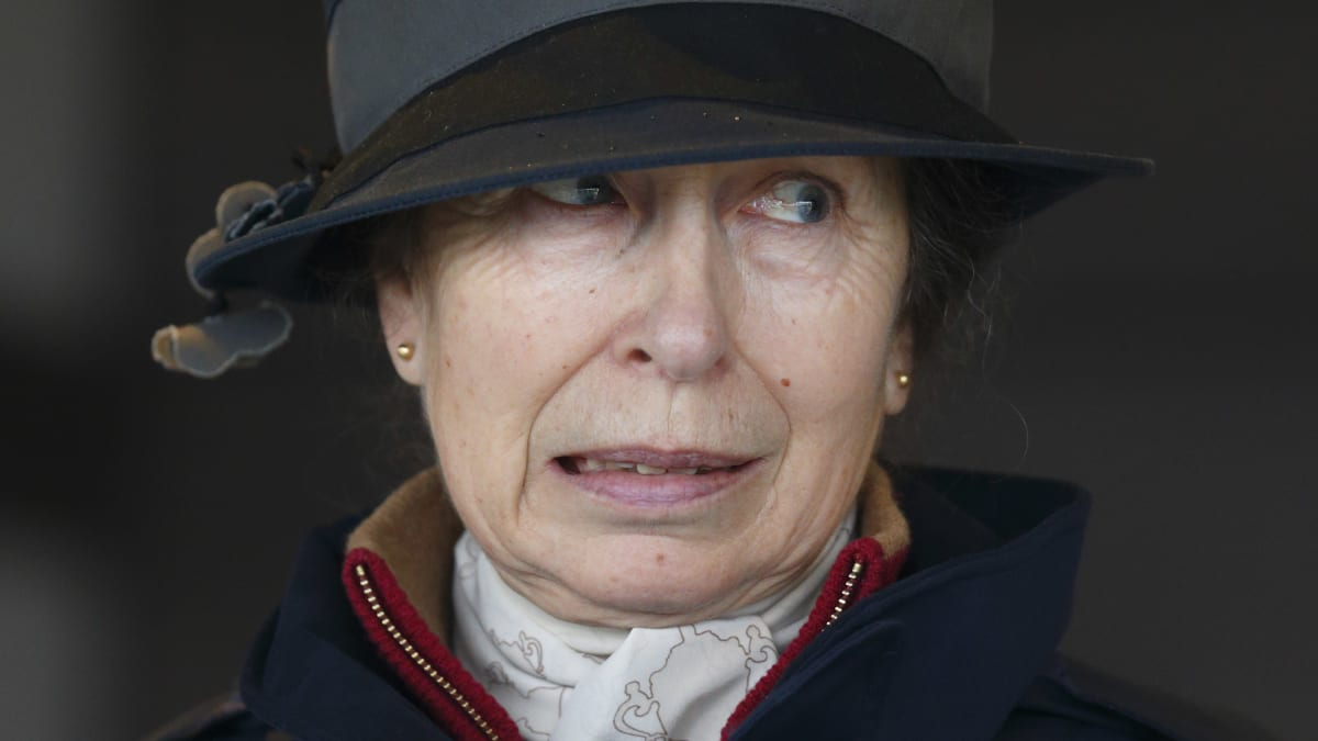 Princess Anne May Not Have Dissed Trump. She's Still a Royal Hardass.