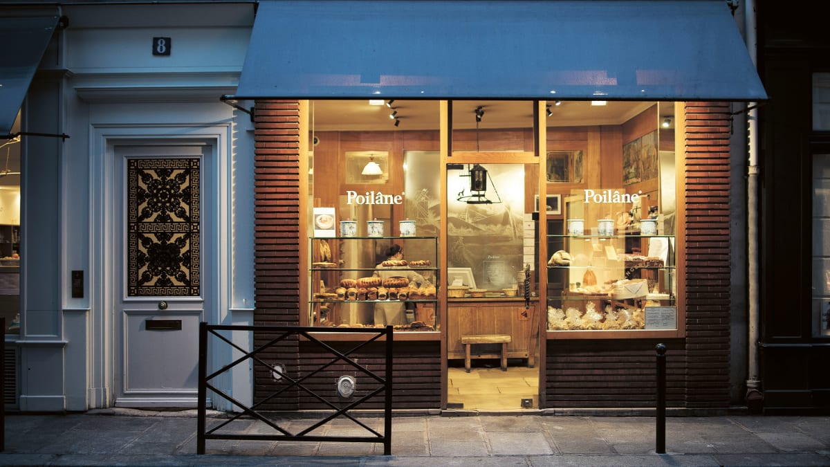 Poilâne: The Pleasures of Paris' Most Famous Bread Bakery