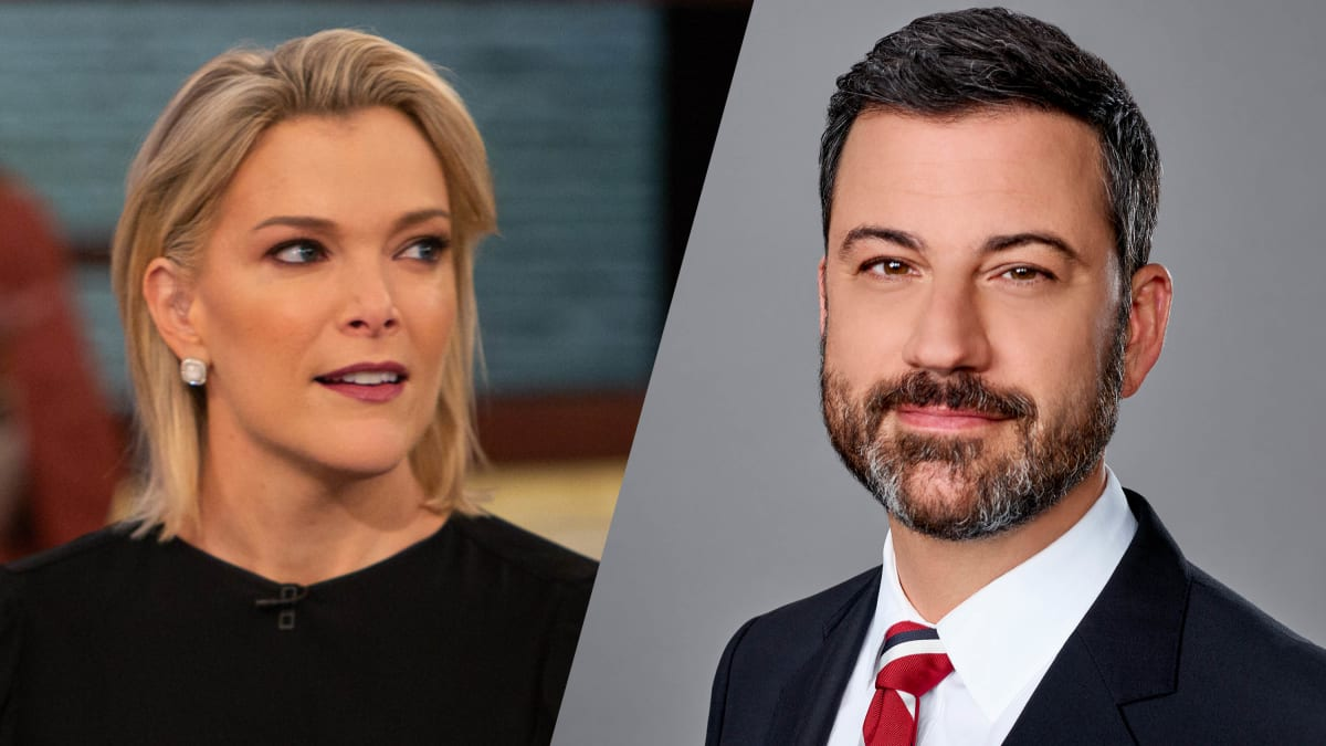 Megyn Kelly Jumps to Ex-Rival Hannity's Defense in Spat With Jimmy Kimmel