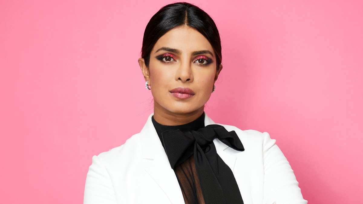 Priyanka Chopra Opens Up About Her Twitter Controversy and Marrying Nick Jonas: I 'Never Will Be Pro-War'