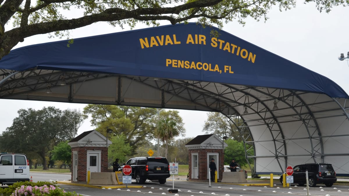 Navy Issues 'Safety Stand-Down' Order, Grounding Saudi Military Trainees After Pensacola Shooting