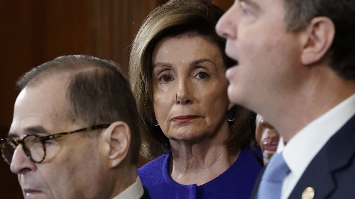 The Democrats Wimp Out on Impeachment