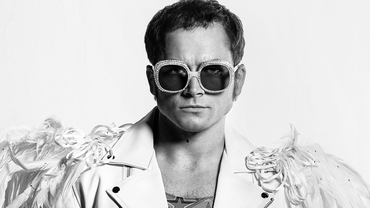 Taron Egerton Wanted the 'Rocketman' Gay Sex Scenes as Much as You Did