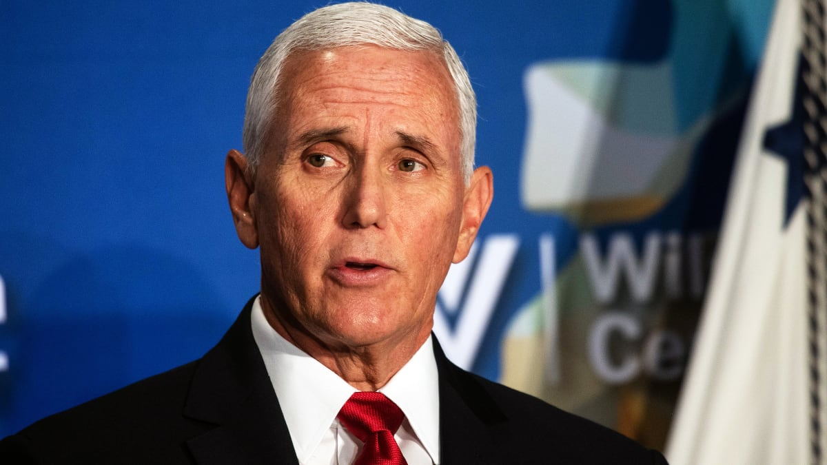 Trade Deal a Win for Pence—And His Lobbyist Pals