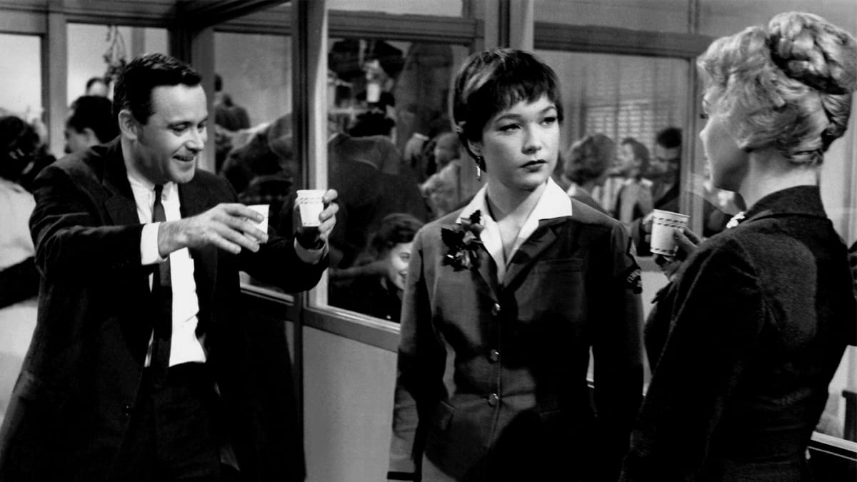 """Billy Wilder's """"The Apartment"""" is the Best & Booziest Holiday Movie"""