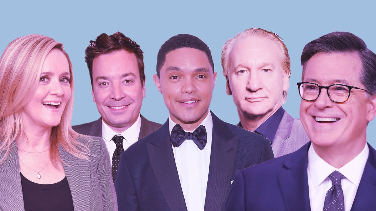 The 10 Late-Night TV Moments That Defined the Decade