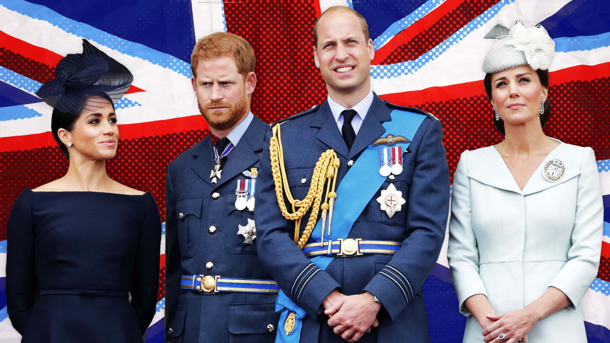 The Royal Decade of Harry, Meghan, William, and Kate, Prince Andrew's Scandal, and Preparing for King Charles