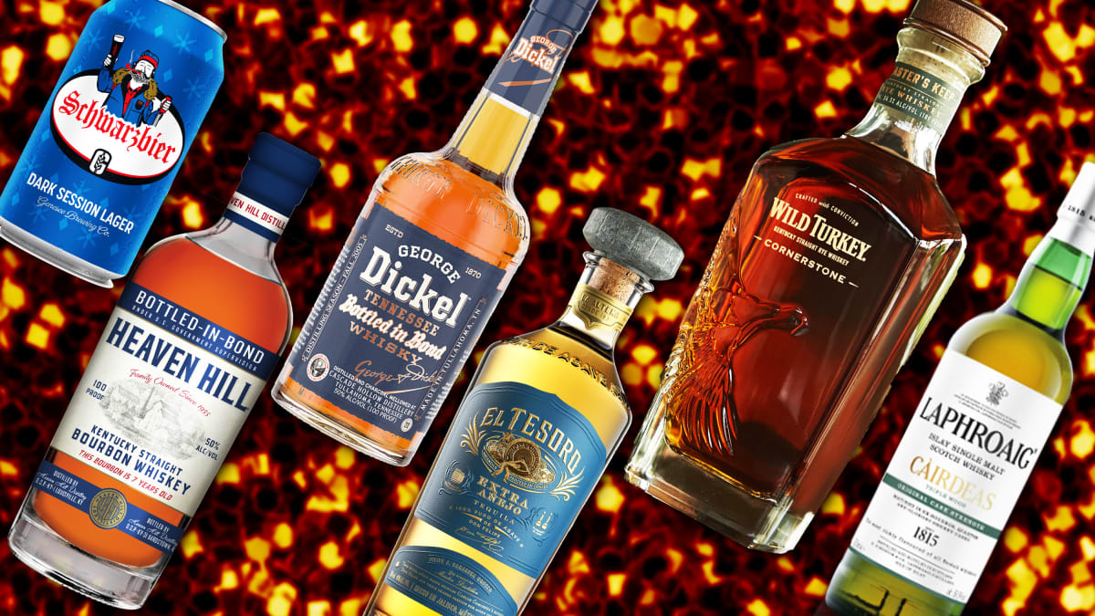 The 10 Best Whiskies, Beers, Apple Cider and Tequila I Drank in 2019