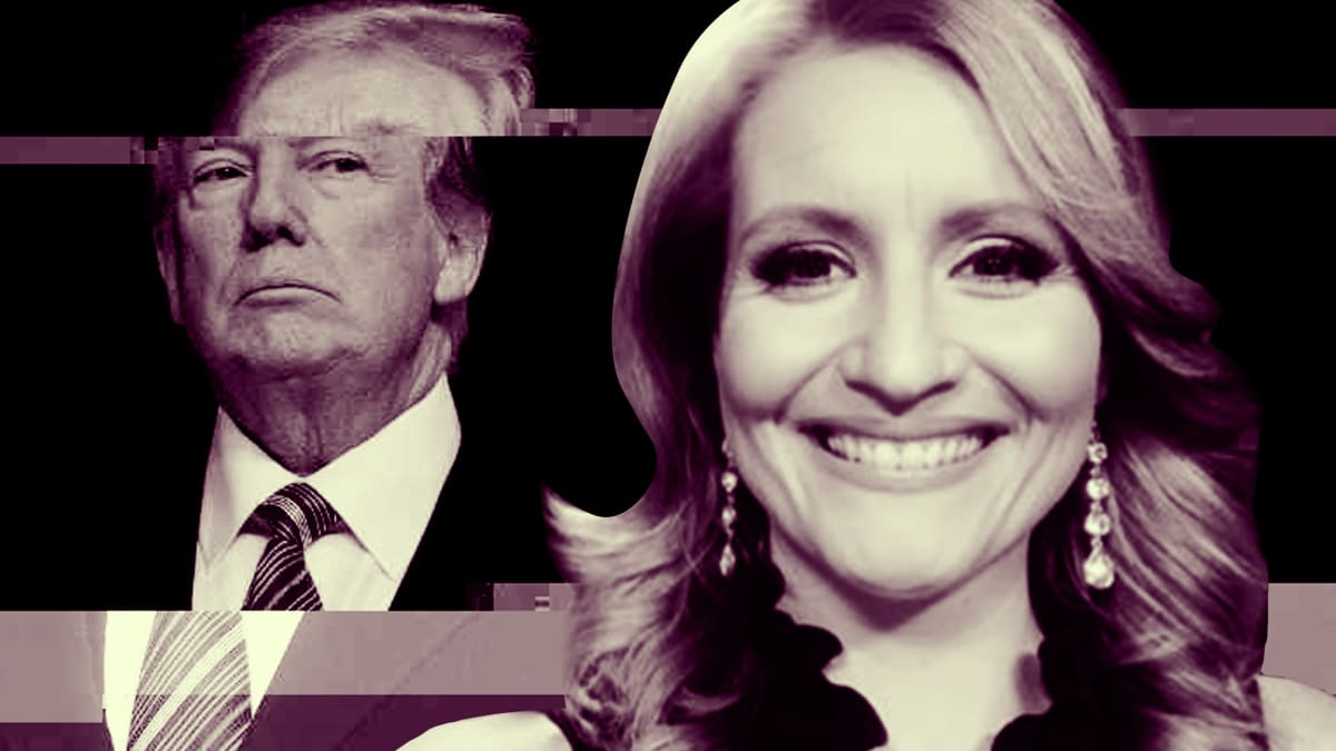 Trump's New Legal Adviser Jenna Ellis Is an Anti-LGBT, Fox News-Ready Bomb Thrower