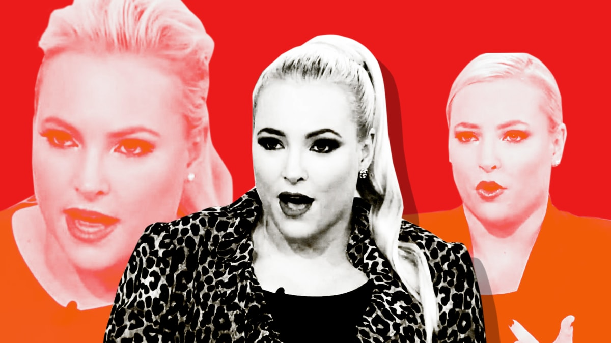 The 10 Biggest Meghan McCain Blow-Ups of 2019