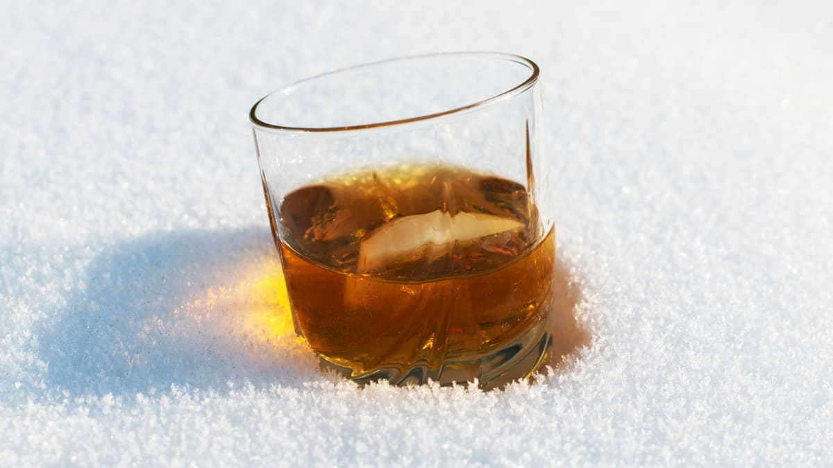 Winter is Whiskey Drinking Weather