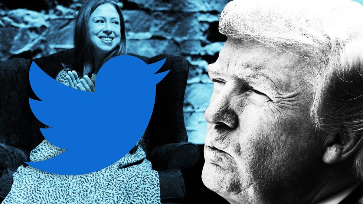 Trumpworld's Wild Hunt: Who 'Liked' a Chelsea Clinton Tweet?