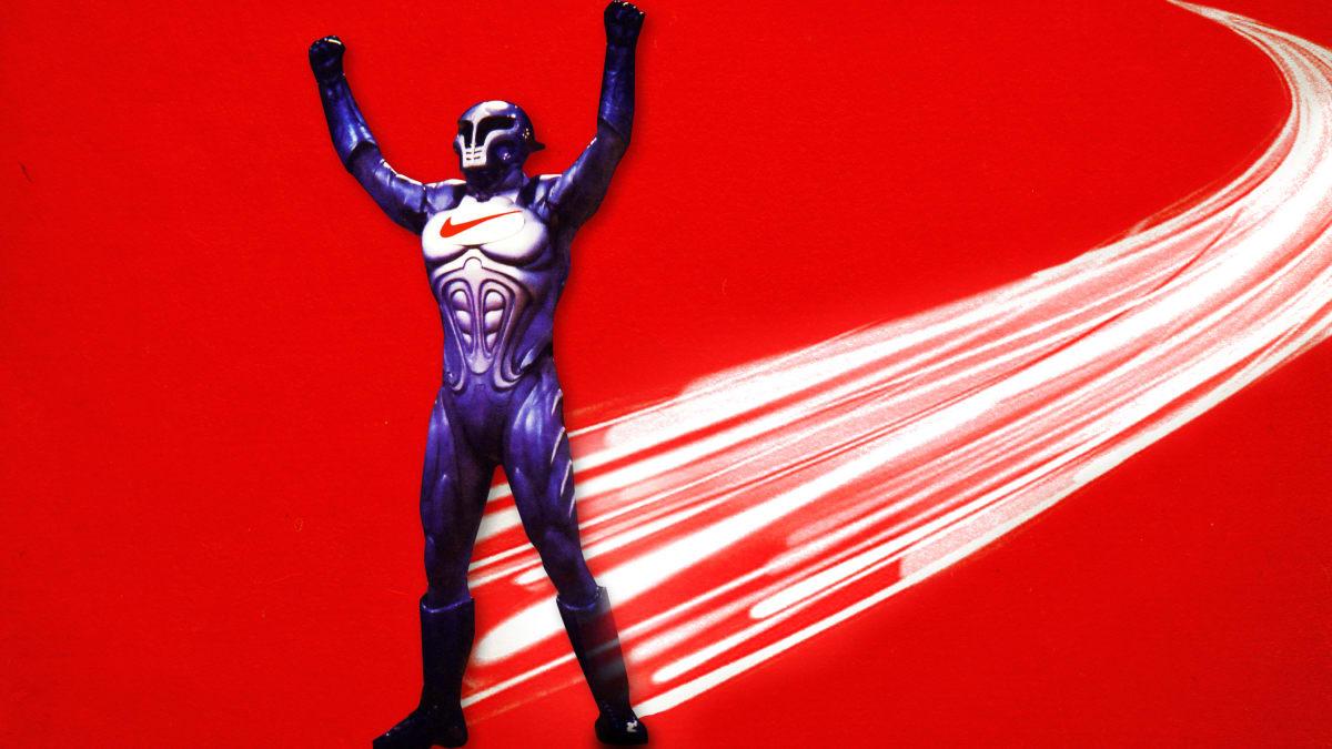 The Weird and Glorious Reign of Nike's Superhero Swoosh