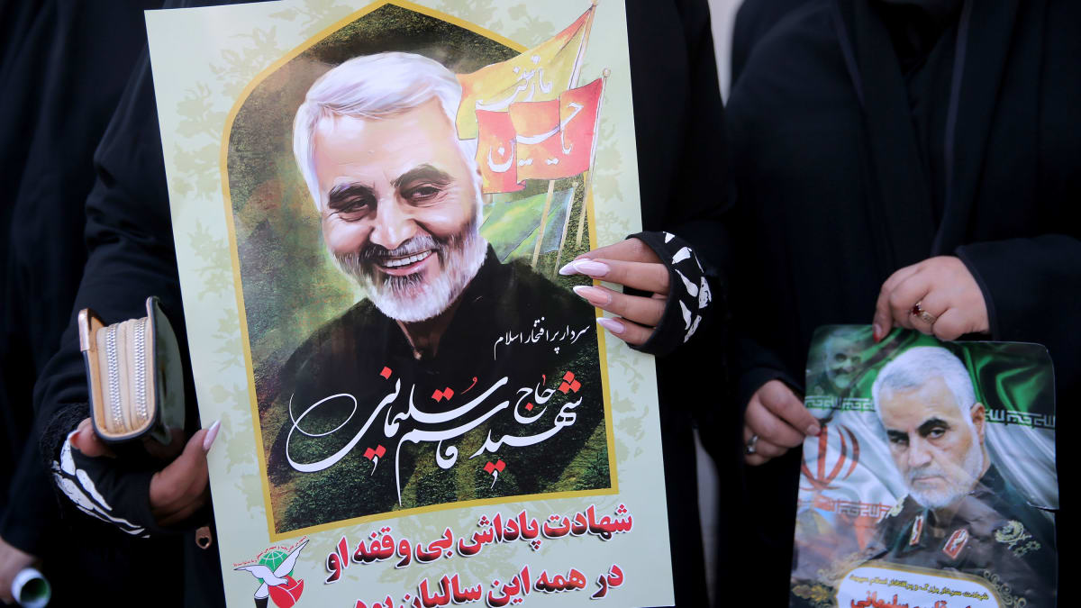 Qassem Soleimani's Assassination in Iraq Brings Vows of Vengeance in Africa