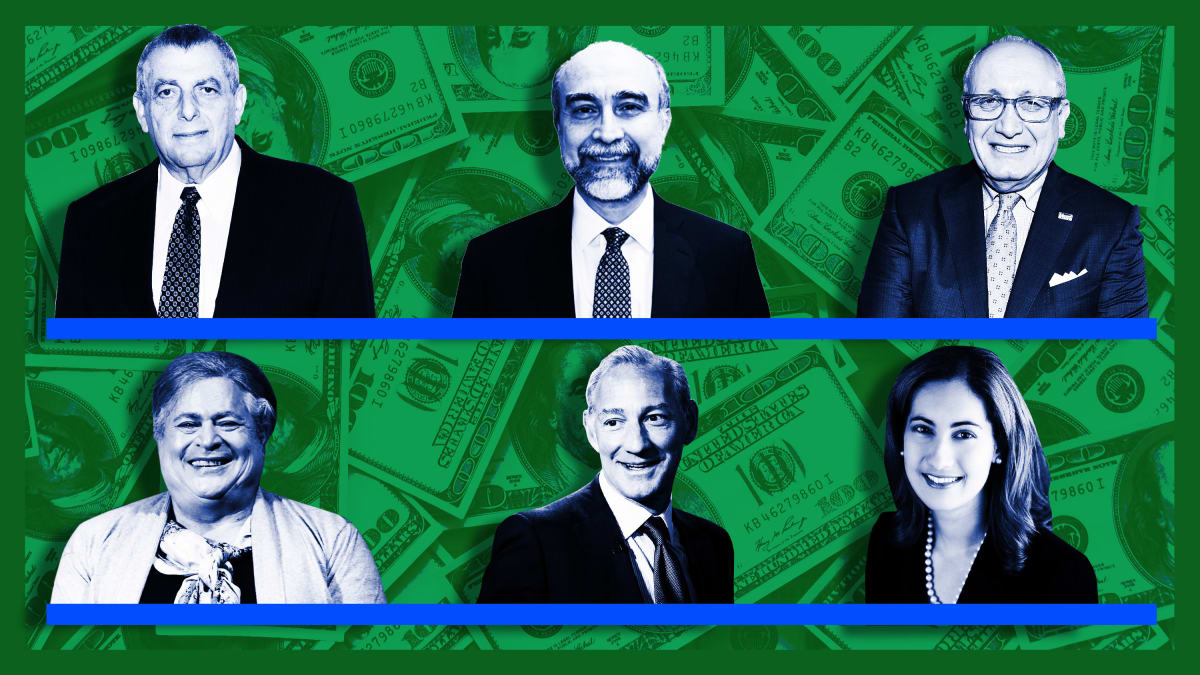 They Donated to Trump's Inauguration. Now These Big Donors Are Funding His 2020 Competition