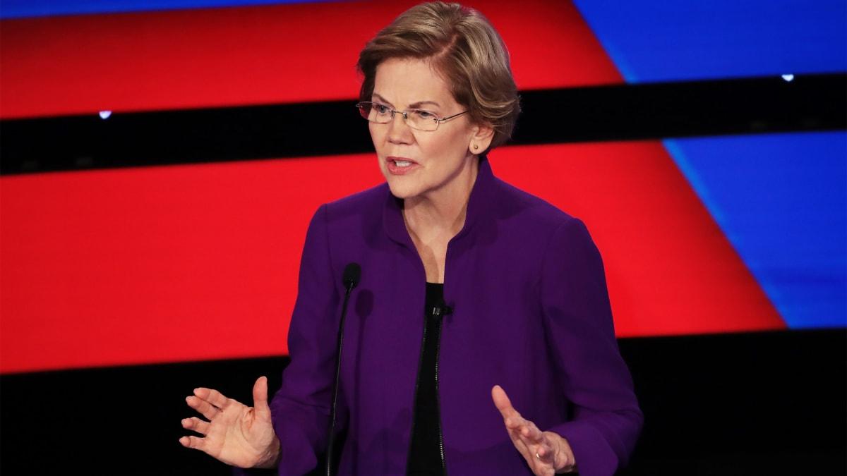 When Will Elizabeth Warren Get Sick of Bernie Sanders' Mansplaining?