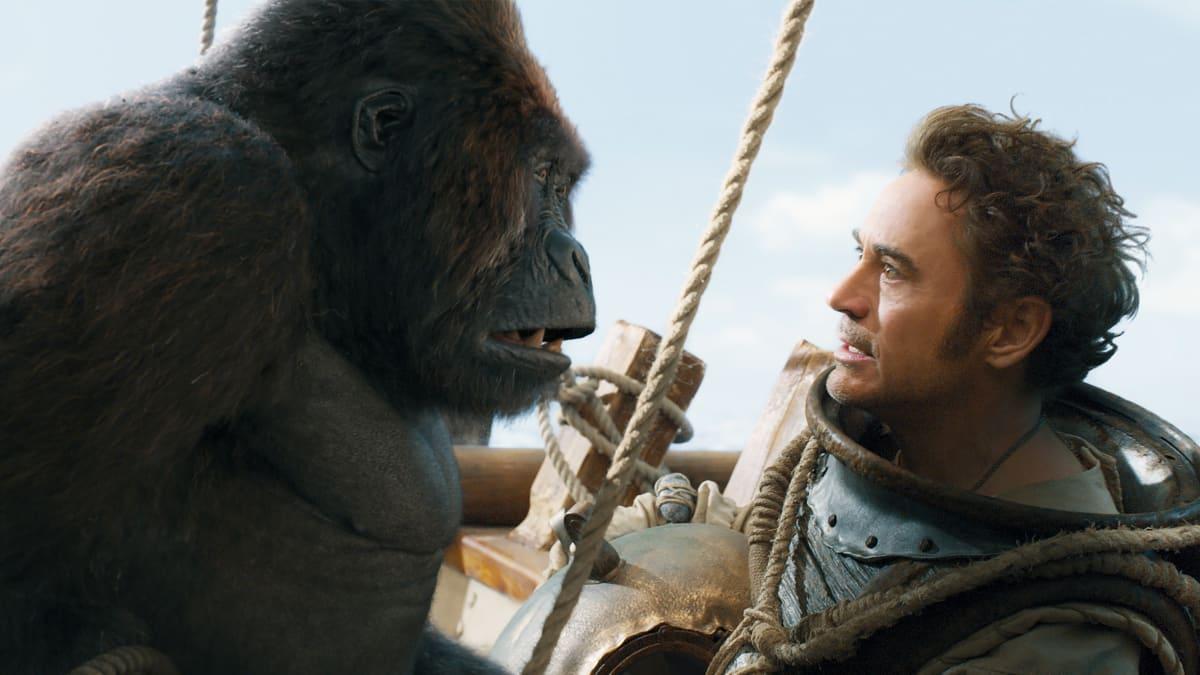 Robert Downey Jr.'s 'Dolittle' Is a Confusingly Weird Kids' Movie
