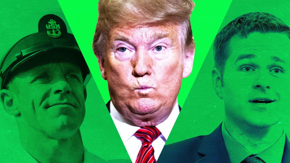 Justice Department Stonewalls Senate Democrats on Trump's War-Crimes Clemency