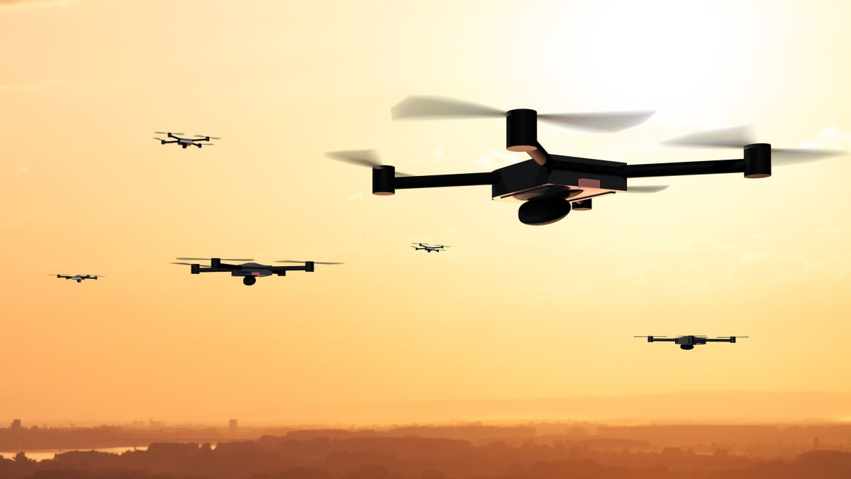 Are the Mystery Colorado Drone Swarms Lingering Near Nuclear Missile Silos?
