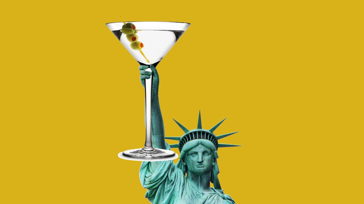 A Cocktail Tour of Old New York