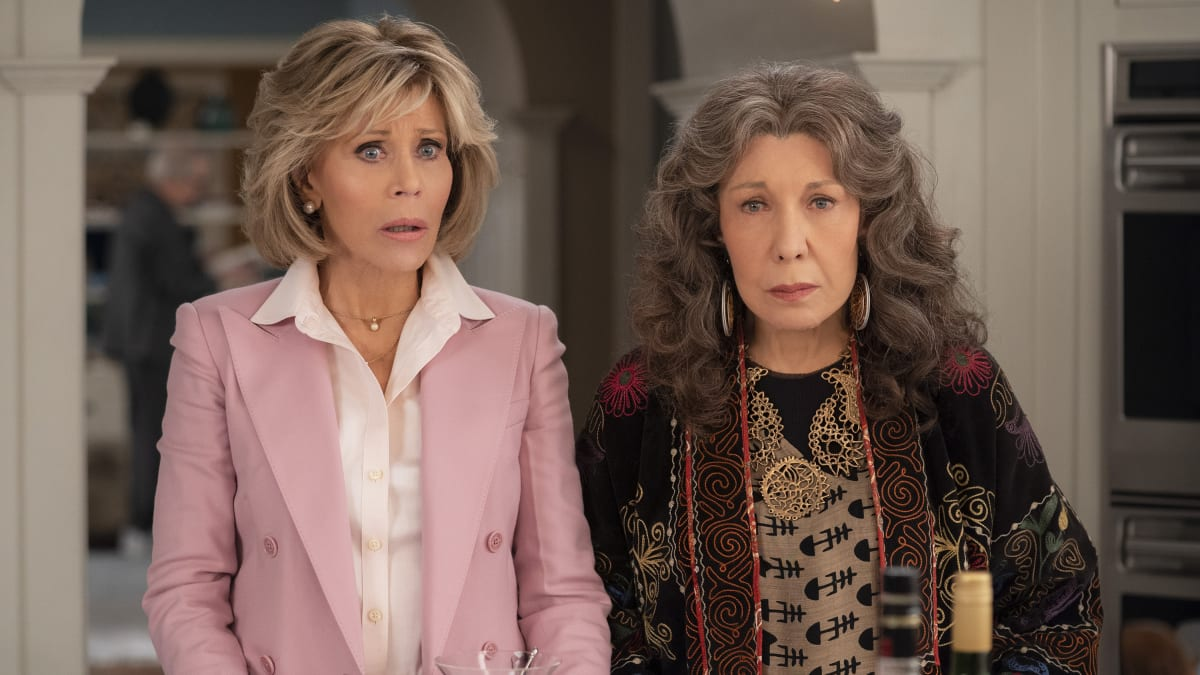 'Grace and Frankie' Is One of Netflix's Best Shows. When Will We Admit It?