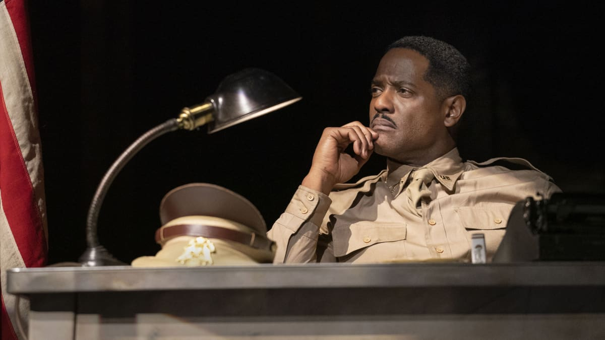 'A Soldier's Play' by Charles Fuller Is a Brilliant, Searing Indictment of Racism on Broadway
