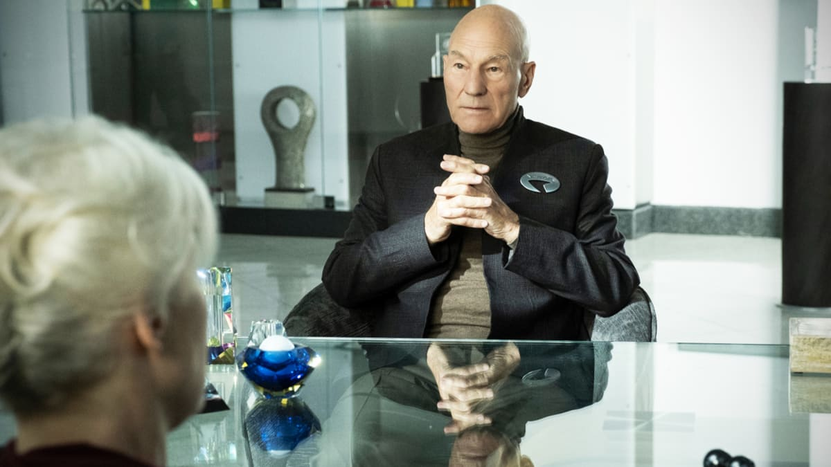 'Star Trek: Picard,' with Its Refugee Crisis and Anti-Trump Messaging, May Be the Most Political Show on TV